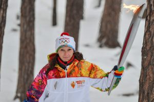 Taking The Olympic Torch To Sochi