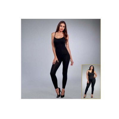 Black Unitard Leotard Adult Size