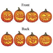 Jack-O-Lantern Cutouts