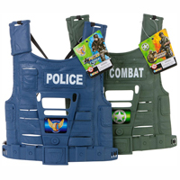Children's Cops, Criminals, Firefighters, & Military Accessories