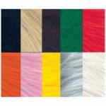 9 Inch X 12 Inch Faux Craft Fur
