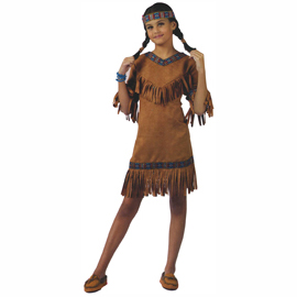 Native American Indian Girl Costume