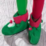 Deluxe Fabric Elf Shoes