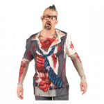 Zombie costume - Faux Real T-shirt