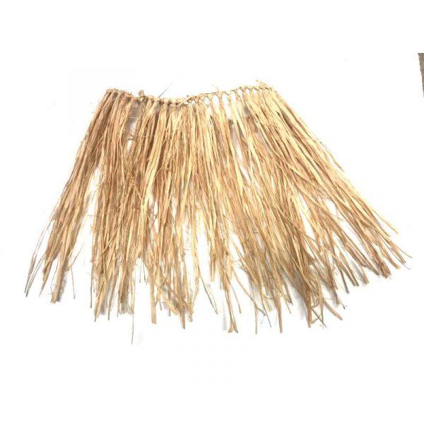 Child's Hula Skirt - Natural Raffia