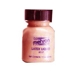 Light flesh liquid latex