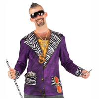 Zoot Suit? Big Pimpin Pimp jacket - Faux Real T-shirt
