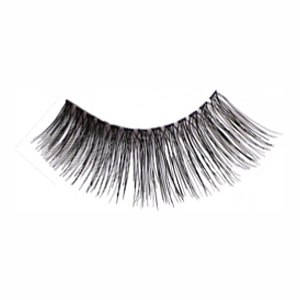 Eyelashes Black Very Long Human Hair - Kara
