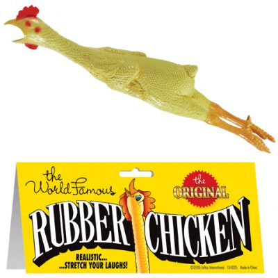 Dead Rubber Chicken
