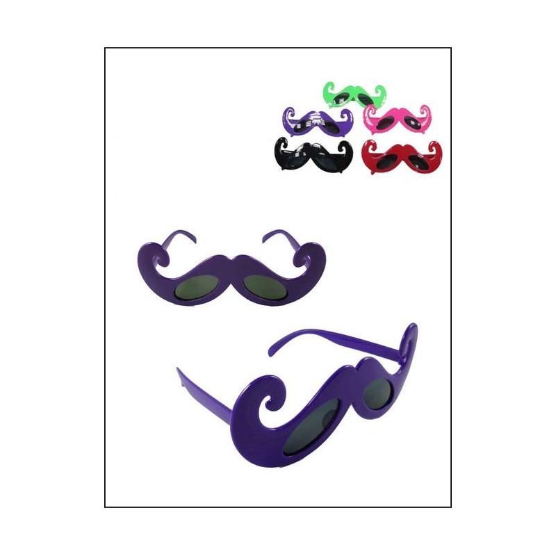 bad5e02dcc Moustache Sunglasses - Assorted Colors - Cappel s