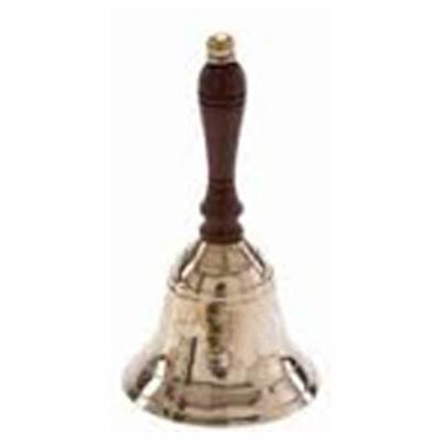 santa bell school bell