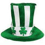 Oversized Leprechaun Top Hat