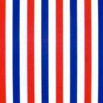 Corobuff - Red/White/Blue Stripes backdrop