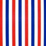 Corobuff - Red/White/Blue Stripes backdrop