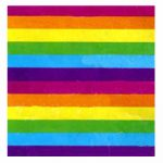 Corobuff - Fiesta Stripe bulletin board paper backdrop