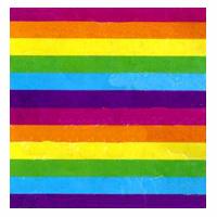 Corobuff - Fiesta Stripe bulletin board paper backdrop