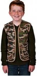 Army Vest Child's Military Camouflage Vest