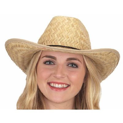 Western Straw Hat Rodeo