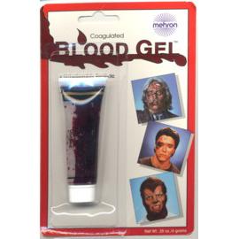 Coagulated Blood Gel