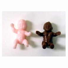 "1 1/4"" Plastic Babies"