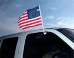 "U.S. Car Flag - 12"" X 18"""