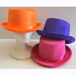 Neon Top Hats