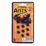 Plastic Ants