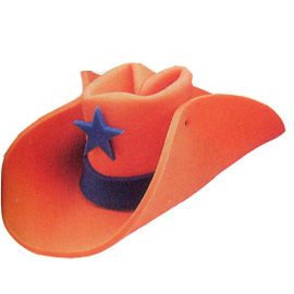 Buy Giant Foam Western Hat Oversize - Cappel s Costumes and Party ... c44353be916