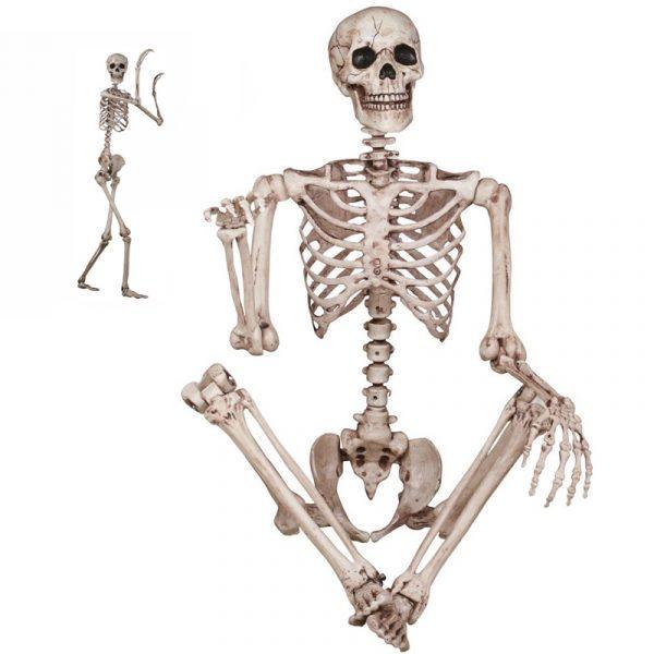 Pose-n-stay Skeleton