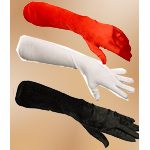 Long Nylon Gloves