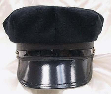 Uniform Hat u2013 Police Officer or Chauffeur Hat & Cops Criminals Firefightersu0026 Military Themed Accessories - Cappelu0027s