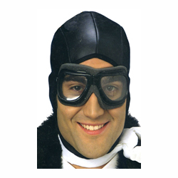 Aviator Kit with Helmet and Goggles