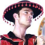 Spanish Mariachi Hat