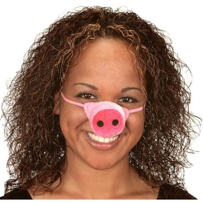 Plush Pig Nose