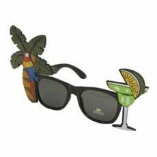 Parrot Margarita Tropical Sunglasses