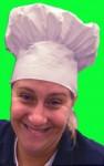 Fabric Chef Hat