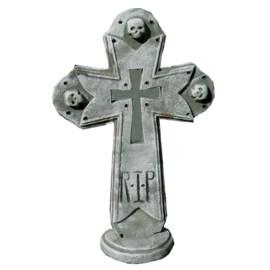 Rest In Peace, Cross Tombstone