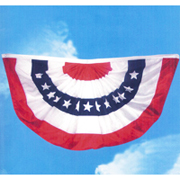 Patriotic Drape Bunting