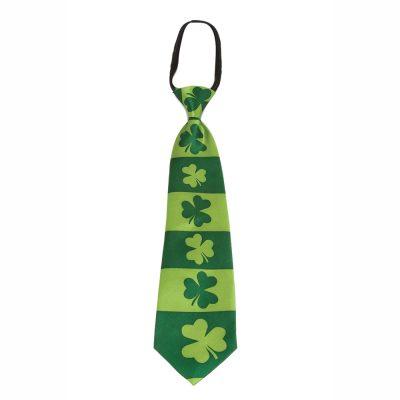 Long Shamrock Tie