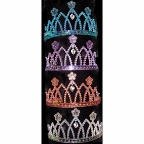 plastic princess tiara kids