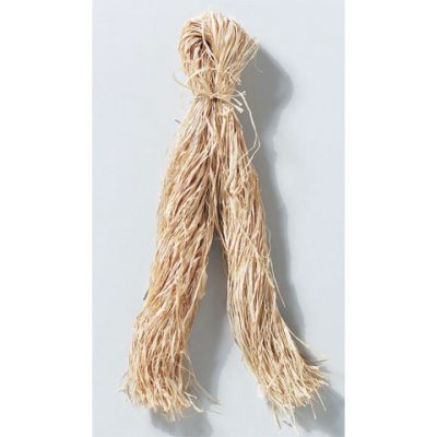 Fancy Flat Natural Raffia 2 oz