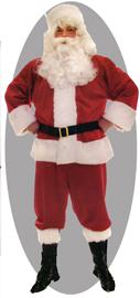 Velvet Santa Suit SALE $69.95