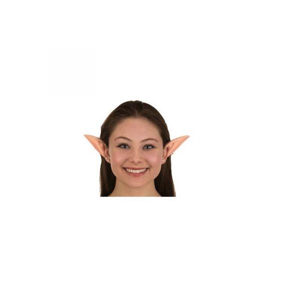 Latex Elf Ears Light Flesh Color