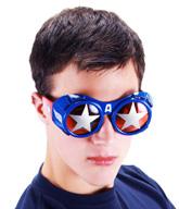 Captain America Eyeglass Goggles