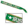 St. Patrick's Day Sash