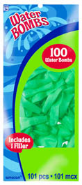Waterbombs Water Balloons - 50 Count