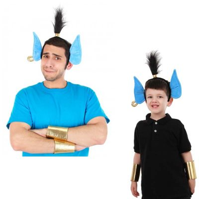 Disney Aladdin Genie Headband Cuffs Set