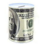 Money Big Bucks Bank Franklin Grant