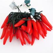 35 Light Red Chili Pepper Light Set