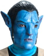 Jake Sully Mask with Ears from Avatar